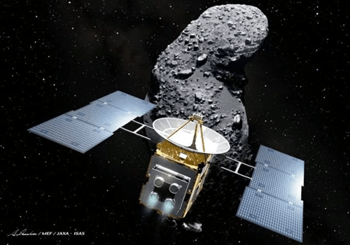 New asteroid gold rush 'could earn everyone on Earth £75billion'