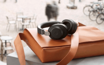 Jabra's New Elite 85h Noise-Cancelling Headphones Have Alexa And Assistant Built-In