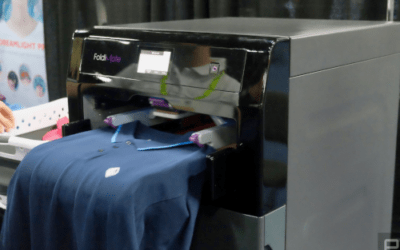 Watch This Giant Laundry-Folding Robot Handle A Stack Of Shirts