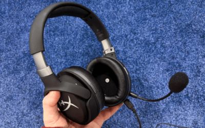 Hyperx's New Gaming Headphones Are Planar Magnetic, Track Head Motion, And Have USB-C